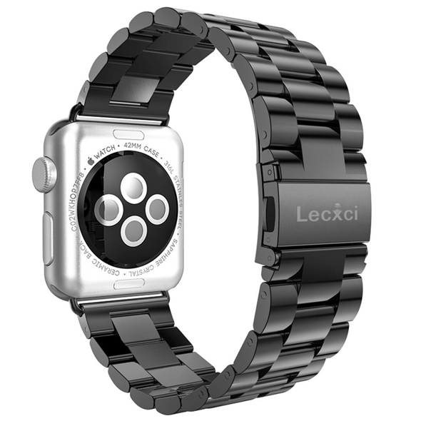 mejores-correas-acero-apple-watch-9 The Best Metal Belts for your Apple Watch Technology
