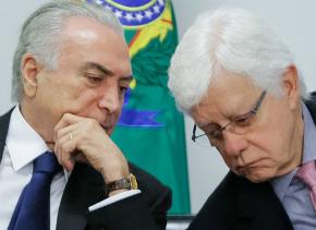 STF: Temer tem 24 horas para explicar nomeação de Moreira Franco