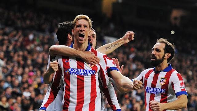 Torres : Atletico Akan Ukir Sejarah Baru