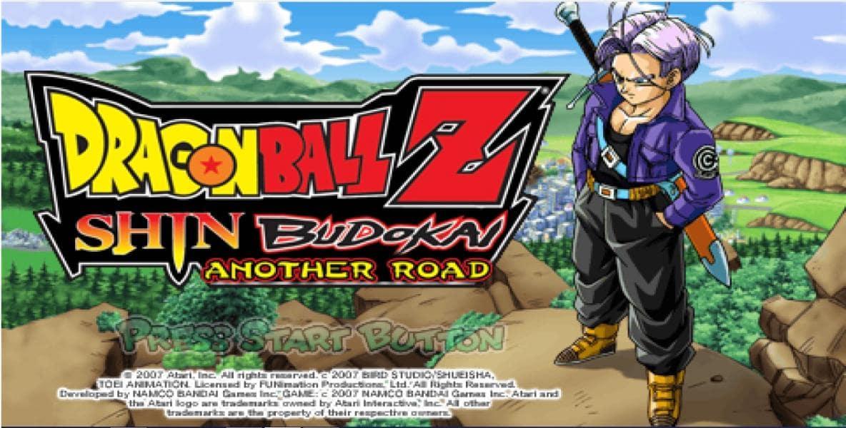Ppsspp Dragon Ball Z Shin Budokai 2 Cheat Codes idea gallery