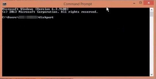 "Cara Memperbaiki ""Windows Was Unable To Complete The Format"" Error - Using CMD 1"
