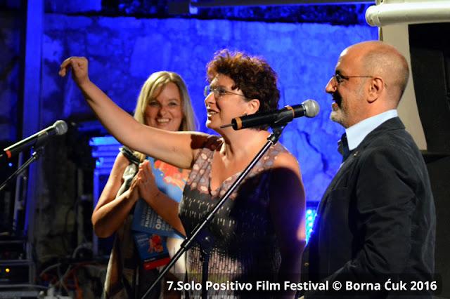 Otvorenje 7.Solo Positivo Film Festival Opatija ljetna pozornica 01.08.2016.
