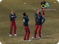Brian Lara International Cricket 2007 Gameplay 4