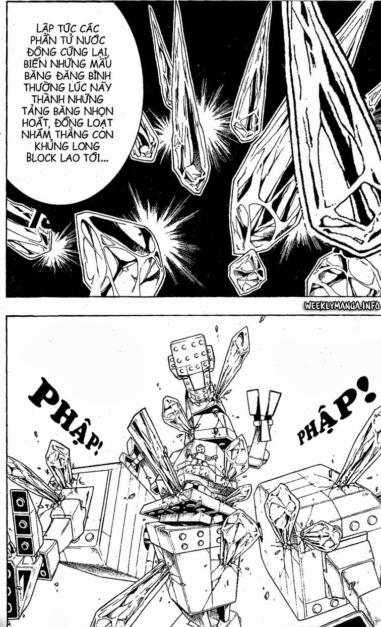 Shaman King [Vua pháp thuật] chap 185 trang 17
