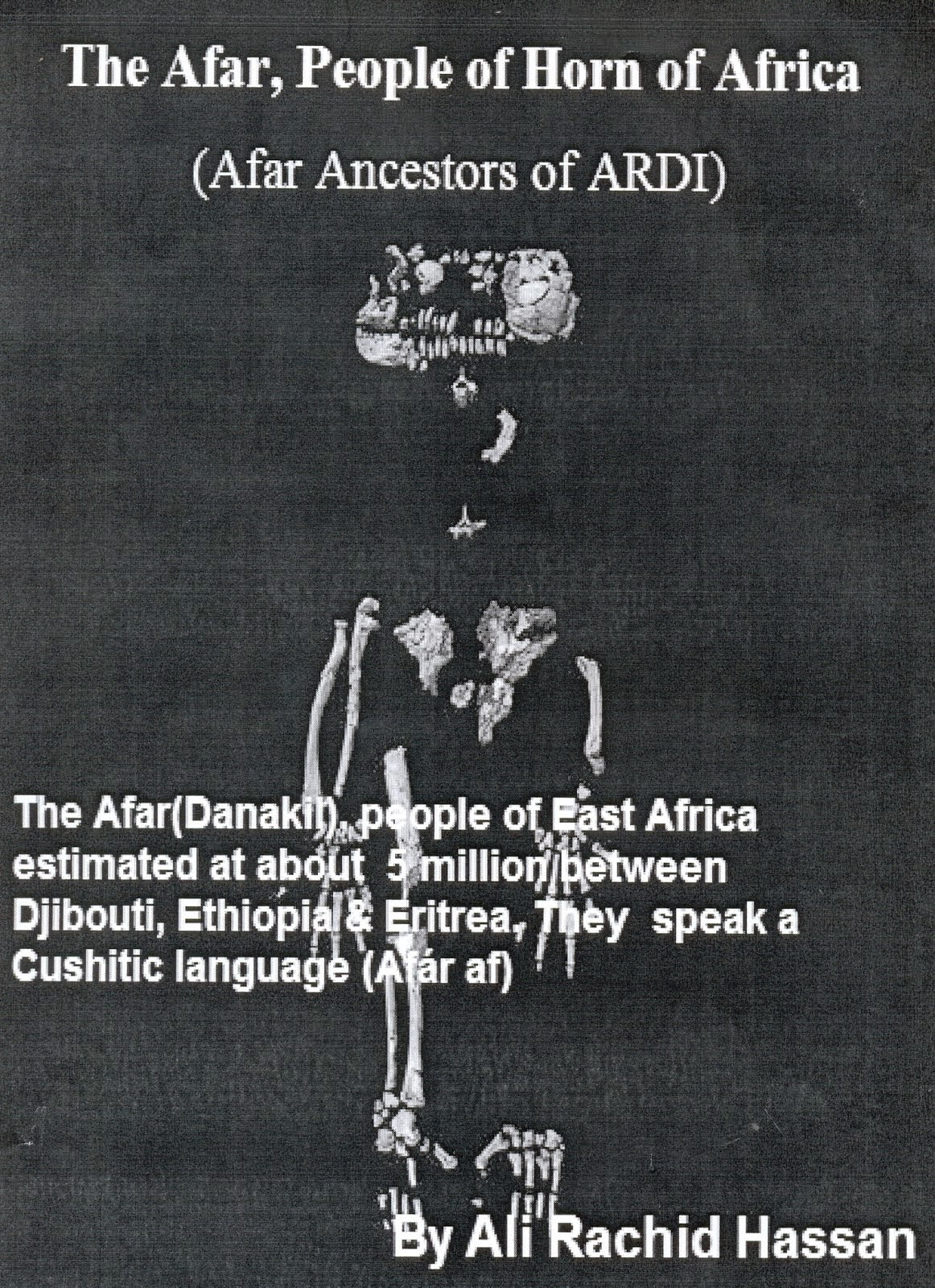 The Afar, People of Horn of Africa  (Afar Ancestors of ARDI)