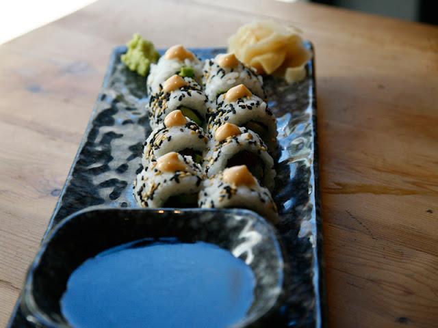 Sushi en Ene50