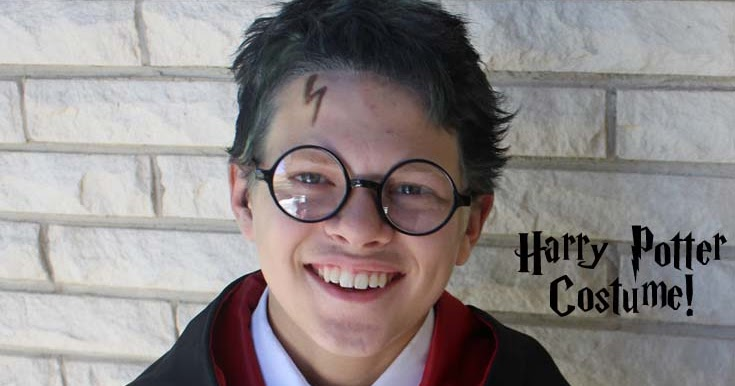 Doodlecraft Harry Potter Cosplay Harry Potter