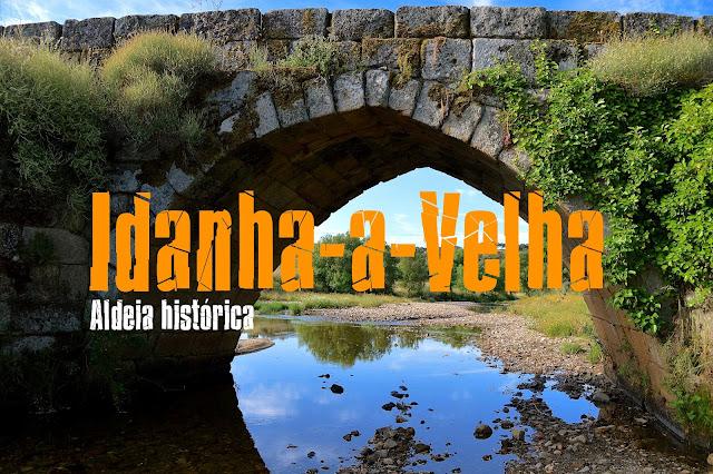 Roteiro das Aldeias Históricas de Portugal, Visitar Idanha-a-Velha