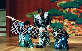 Mengenal Teater Kyogen Teater Tradisional Jepang
