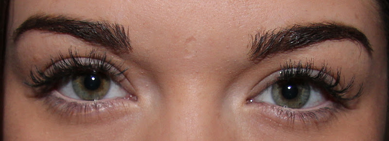 9eb014cacac As with all lash extensions you do have to be careful, and not use any  products containing oil around the eye area, but the upkeep is worth it!