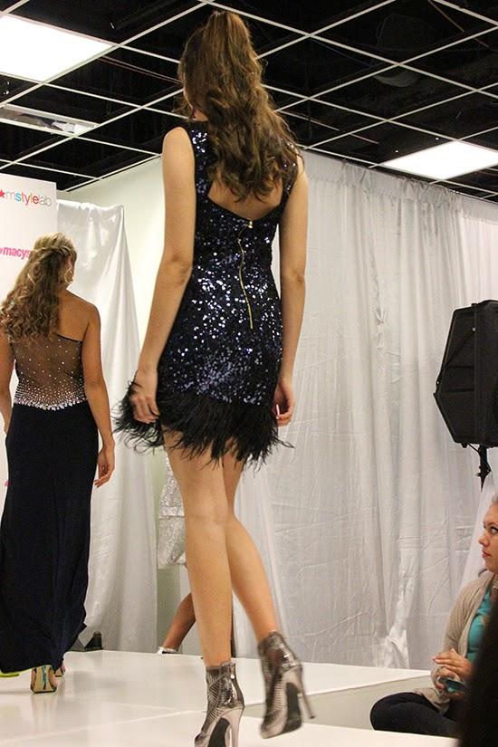 Macy's Prom Fashion Show 2015