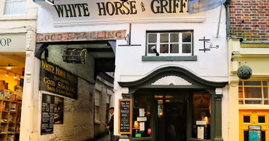 The White Horse and Griffin - Whitby
