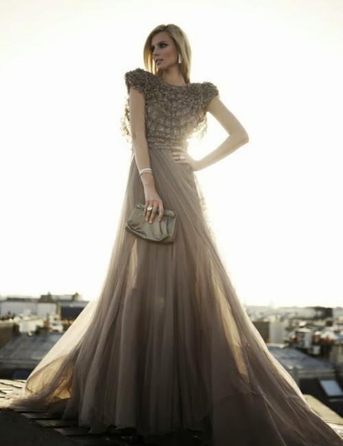 Vestidos largos hermosos