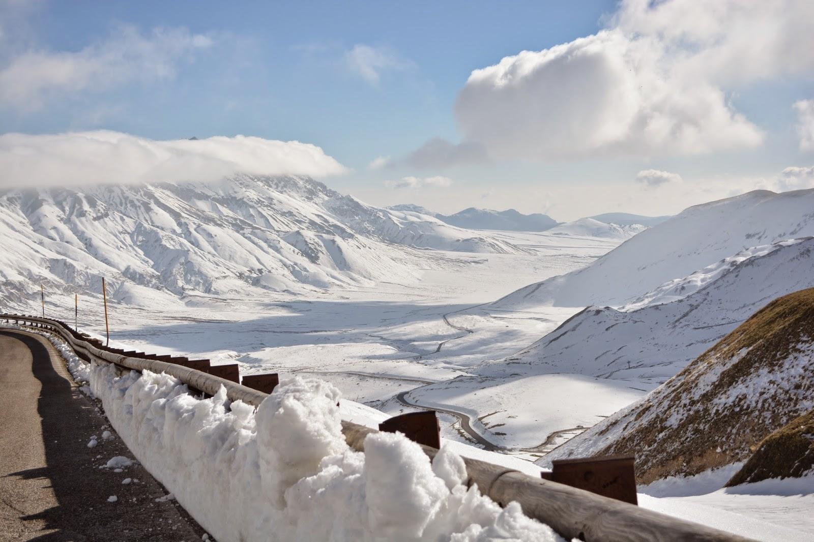 ледник Гран Сассо Италия