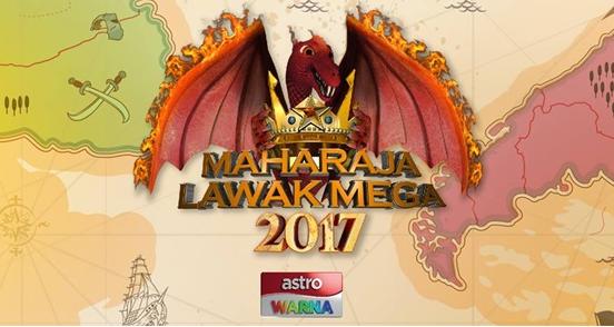 Live Streaming Maharaja Lawak Mega 2017 MLM