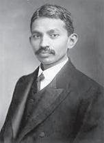 मोहन दास करम चन्द्र गांधी