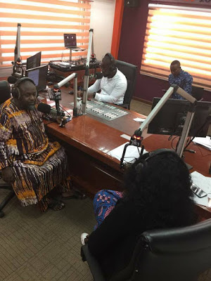 See Ghana's 'WangoWango' Launches On Starr 103.5FM