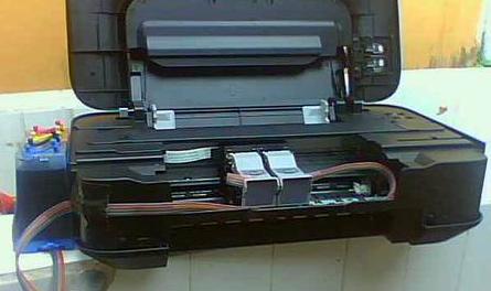 Maz Dwaiem Cara Mengatasi Lampu Printer Canon Ip2770 Berkedip Bergantian