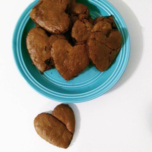 Biscuits aux pépites de chocolat #paleo - Recette Paleo