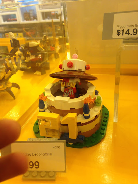 Oklahoma city mall lego store