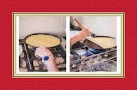 Easy way to make french crepe bread 3