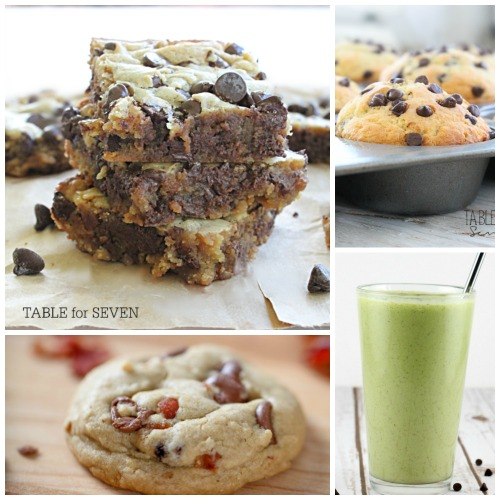 20 Delicious Recipes Loaded with Chocolate Chips