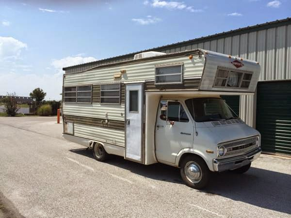 Free Motorhomes On Craigslist >> Used RVs 1973 Dodge Diamond RV for Sale For Sale by Owner