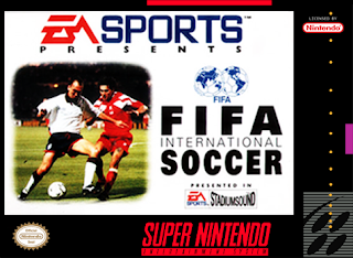 FIFA International Soccer (BR) [ SNES ]