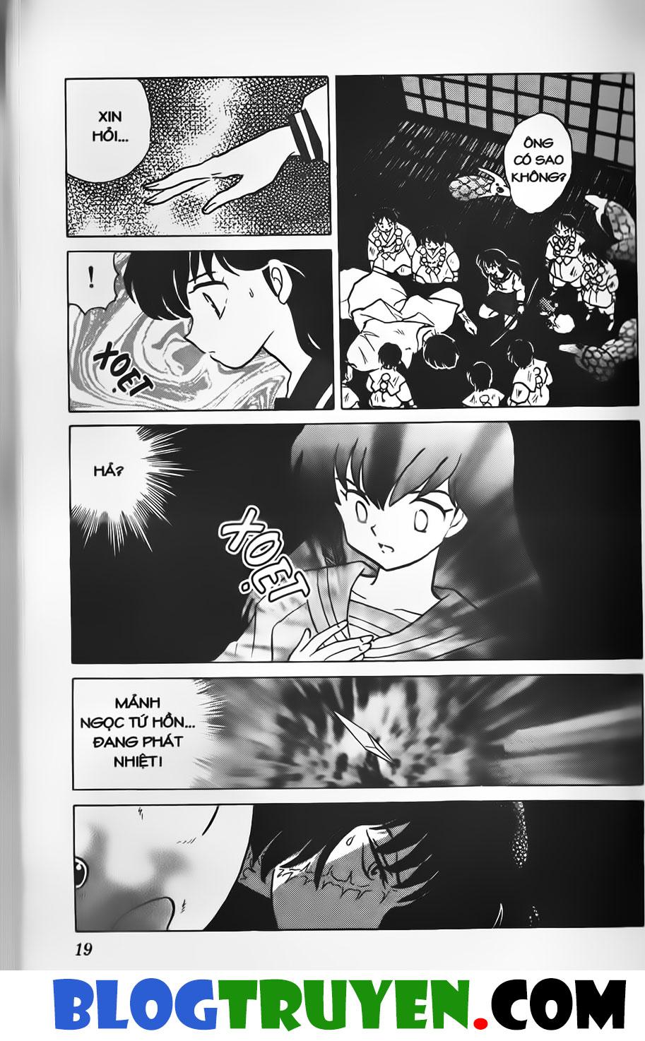 Inuyasha vol 36.1 trang 17