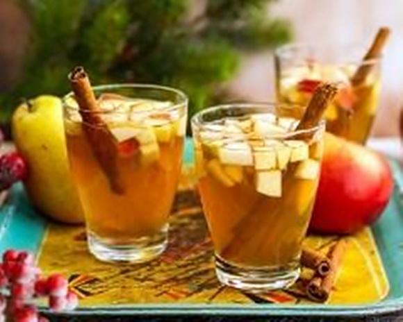 Sangria Blanche Aux Pommes