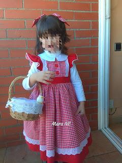 Georgia Vintage Dress by Cottage Mama