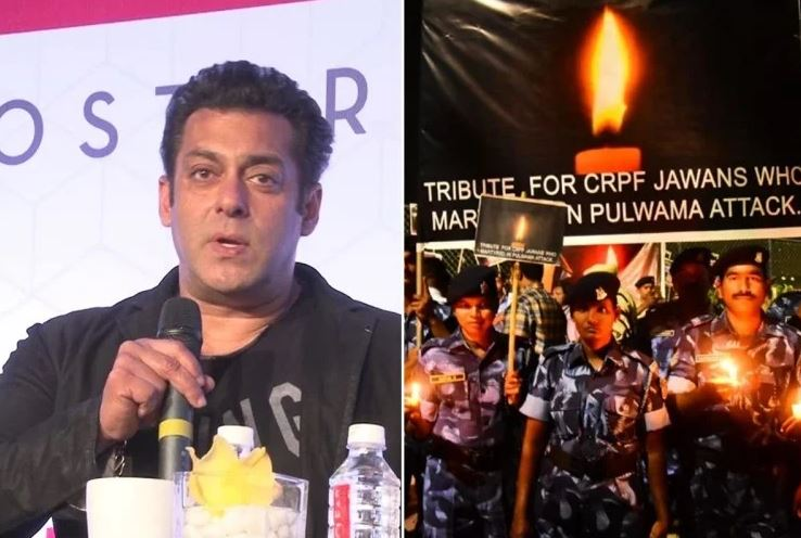 bollywood stars donate money to pulwama martyrs- back to bollywood