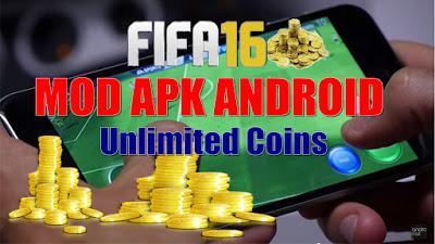 fifa 17 mobile mod apk unlimited coins