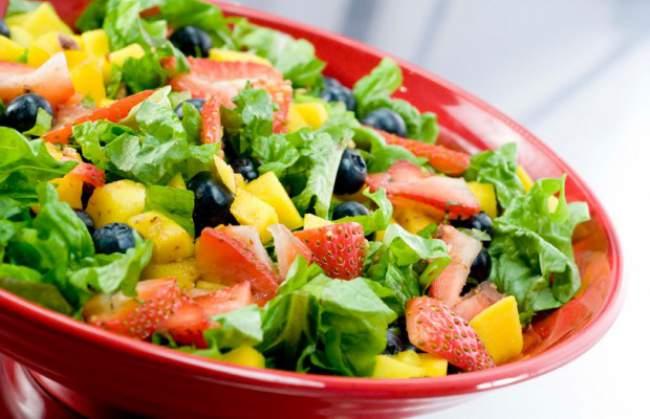 makanan sehat bikin berut gak buncit
