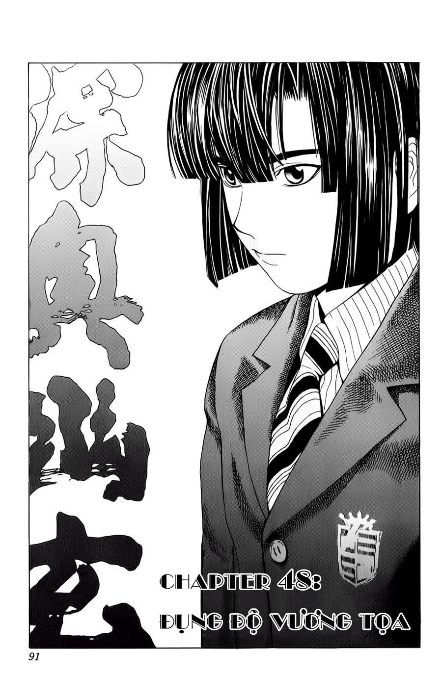 Hikaru No Go hikaru no go chap 48 trang 1