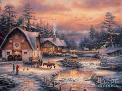 paisajes-al-oleo-con-nieve