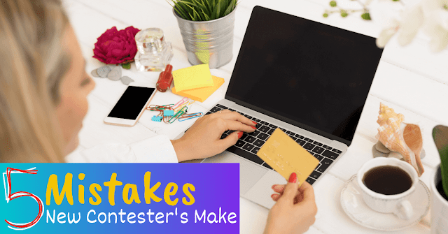 5 Contest Mistakes