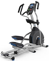 Nautilus E618 Elliptical Trainer, review features compared with E616 and E614