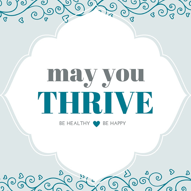 May You Thrive!