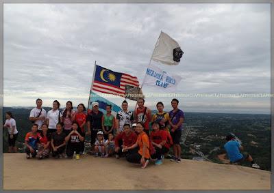 Bukit Perahu, Tamparuli Sabah