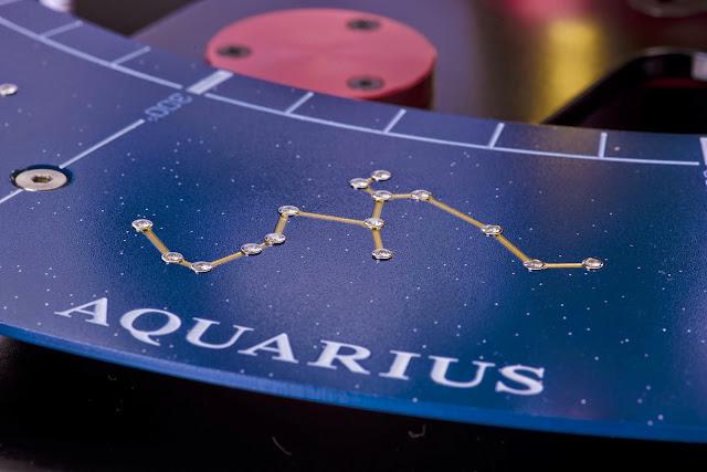 The constellation Aquarius