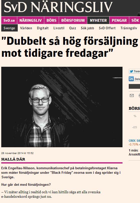 Stockholmsborsen i gar nytt bottenrekord for telia