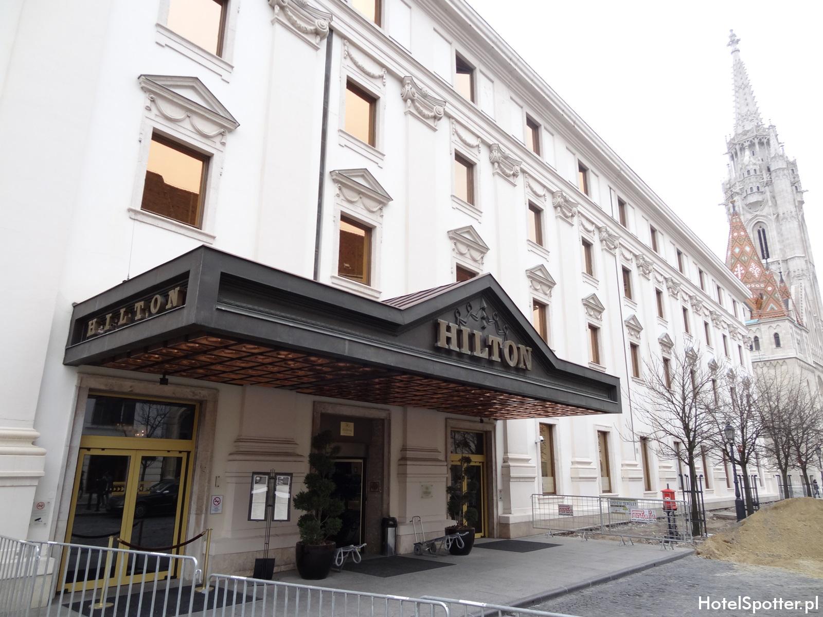 Hilton Budapest hotel recenzja review