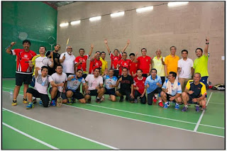 Badminton Club Indonesian