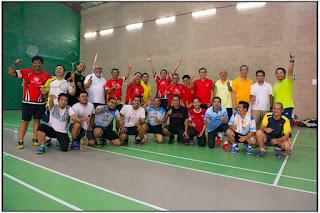 Badminton Club Indonesian
