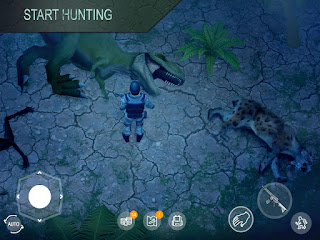 Jurassic Survival v1.0.1 Modded Apk