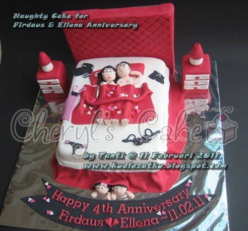 Kue Ulang Tahun Anak Cupcake Birthday Cake Naughty
