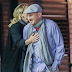 Jennifer Lawrence and director Darren Aronofsky pictured kissing after romantic dinner date in New York
