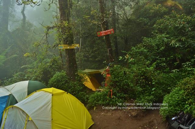 Pendakian Gunung Ciremai via Linggarjati