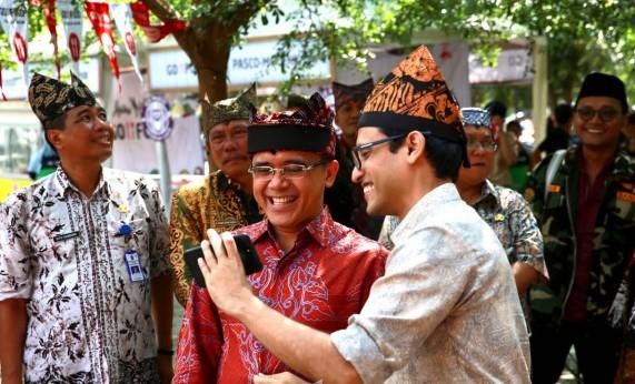 Kolaborasi Go-Jek dan Pemkab Banyuwangi.